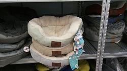 מיטה פרוותית בצבעים AKC