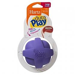 כדור גומי מצפצף לכלבים בינוניים וגדולים Hartz Dura Play M