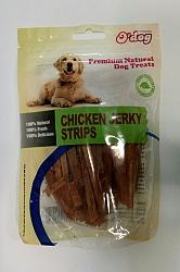 אודוג חטיף רק לכלב רצועות עוף O
