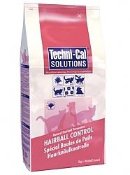 """טכניקל חתול לטיפול בכדורי שיער 5 ק""""ג Techni-Cal Hairball  Formula"""