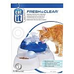 מזרקת מים לכלב ולחתול 3 ליטר