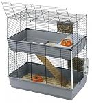 כלוב לארנבות רביט 100 כפול  פרפלסט rabbit 100 double