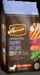 """מריק מזון לגורים עם עוף אמיתי ובטטה ללא דגנים 11.3 ק""""ג Merrick Grain Free Puppy"""