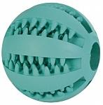 כדור גומי לכלבים קטנים מנקה שיניים