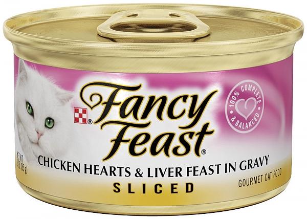 פנסי פיסט לבבות עוף וכבד ברוטב - 1