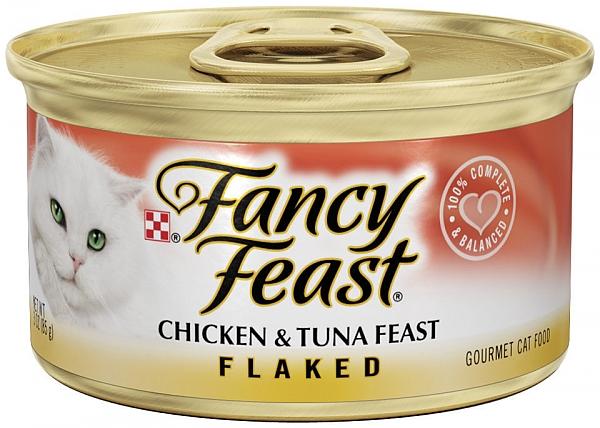 פנסי פיסט פתיתי עוף וטונה - 1