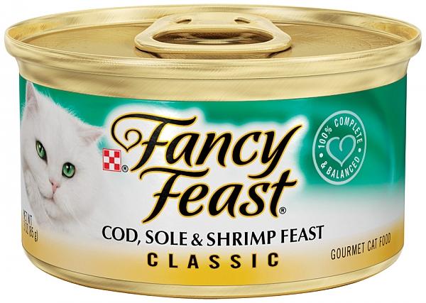 פנסי פיסט מעדן דג קוד, סול ושרימפס - 1