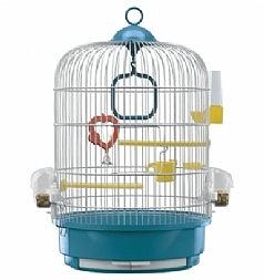 כלוב לציפור רגינה לבן - 1