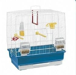 כלוב לציפור רקורד 3 לבן - 1