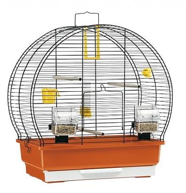 כלוב לציפור לונה 2 שחור - 1
