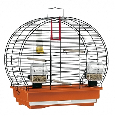 כלוב לציפור לונה 1 שחור - 1