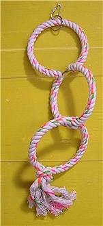 צעצוע 3 עיגולים בינוני לתוכי - 1