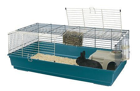 כלוב לארנב רביט 120 צבעוני - 1