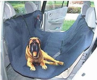 כיסוי למושב רכב אחורי - 1