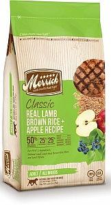 """מריק כבש ואורז חום 5.4 ק""""ג Merrick Classic Real Lamb - 1"""