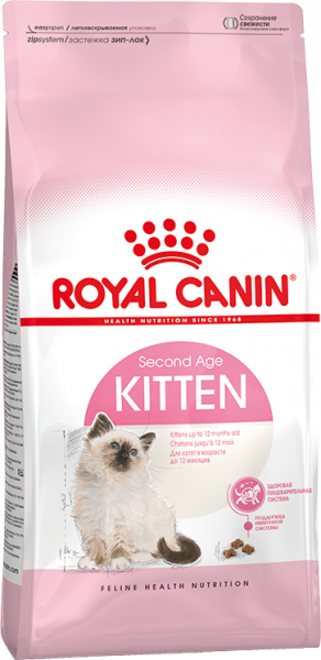 "רויאל קנין לחתול קיטן 4 ק""ג Royal Canin Kitten - 1"