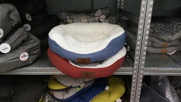 מיטה עגולה פרוותית AKC - 1
