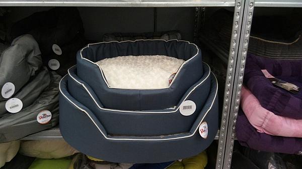 מיטה דוחה נוזלים עם כרית פרווה - 1