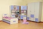 חדר ילדים דגם אנבל
