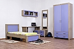 חדר ילדים דגם אלין
