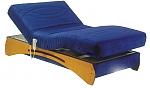 מיטה וחצי עם ראש ורגליים מתכווננים חשמלית דגם טוליפ