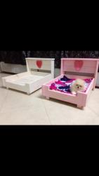 מיטה לכלב דגם פרינסס
