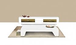 מזנון + שולחן דגם קולור מאפוקסי
