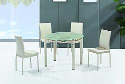 פינת אוכל דגם B179-45 פלוס 4 כסאות