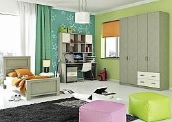 חדר ילדים קומפלט דגם שימי