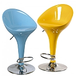 כסא בר פנאומטי קלאס