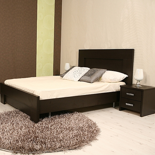 מיטה זוגית גרוס - 1