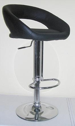 כסא בר פנאומטי נרקיס - 1