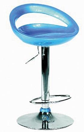 כסא בר פנאומטי גלידה - 1