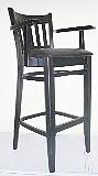 כסא ארז ידיות - 1
