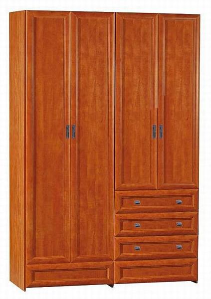 ארון 4 דלתות C 17 דלתות פרופיל - 1