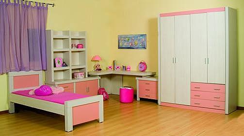 חדר ילדים דגם רותם - 1