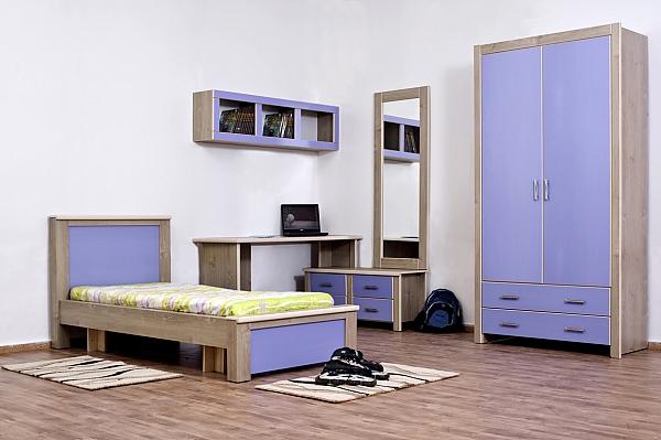 חדר ילדים דגם אלין - 1