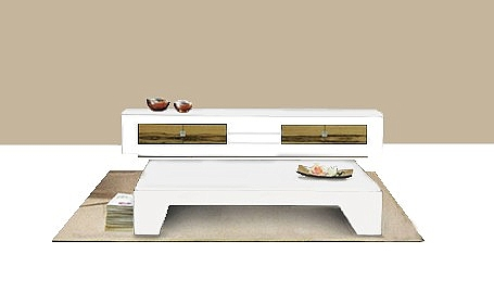 מזנון + שולחן דגם קולור מאפוקסי - 1