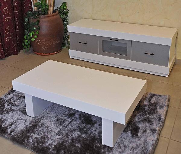 מזנון + שולחן אפוקסי דגם אליזבת - 1