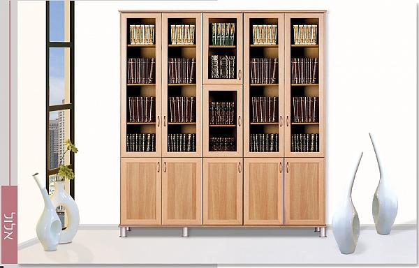 ספריית ארון קודש דגם אלול - 1
