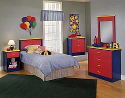 חדר ילדים דגם אדריאן