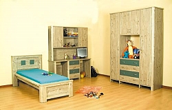 חדר ילדים דגם אליה