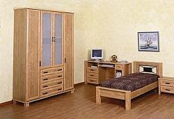 חדר ילדים דגם אלירז