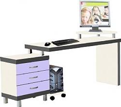 שולחן כתיבה - ספרייה