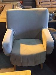 כורסא מתצוגה