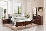 חדר שינה מיטה יהודית דגם ענבר