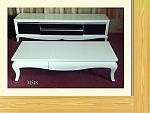 מזנון + שולחן אפוקסי דגם M548
