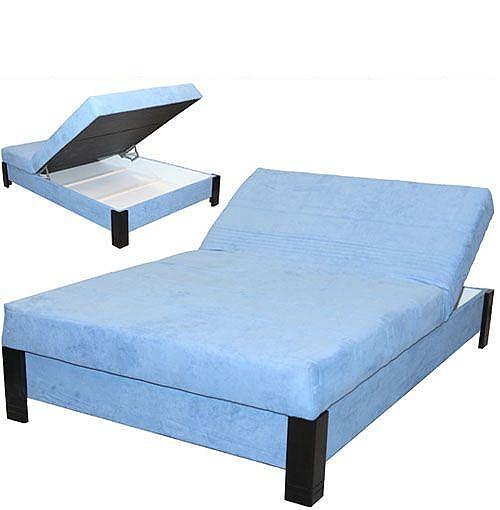 מיטה וחצי ספת נוער דגם סלין - 1