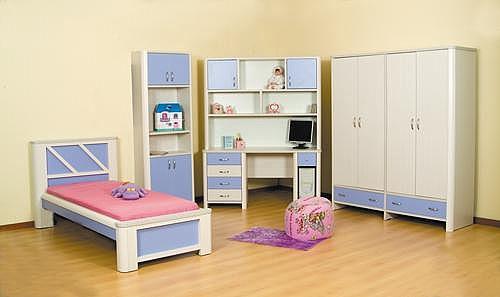 חדר ילדים דגם נינה - 1