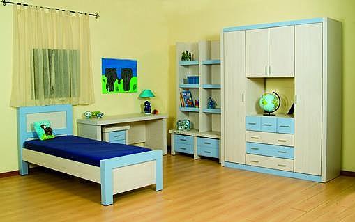 חדר ילדים דגם איתמר - 1